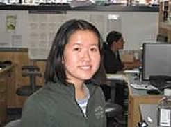 photo of Caroline Zhong
